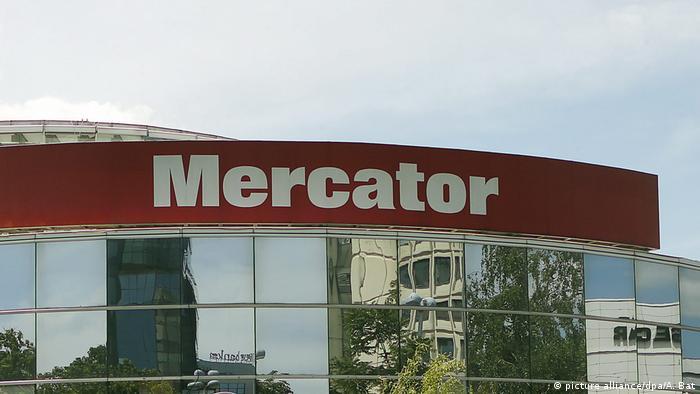 Mercator Supermarkt