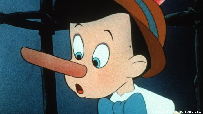 Zeichentrickfilm Pinocchio