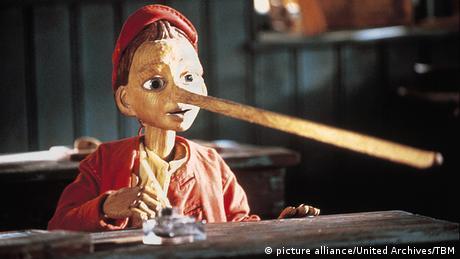 Legende von Pinocchio