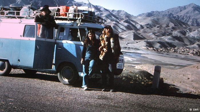VW Bus - On the road (SWR)