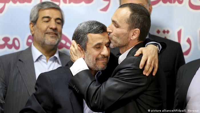 Iran-WahlAhmadinedschad als Kandidat abgelehnt