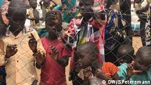 Flüchtlinge aus dem Südsudan in der Turkana im Norden Kenias