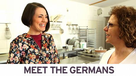 Meet the Germans with Kate - cake names (DW)