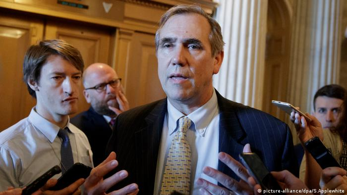 Jeff Merkley (picture-alliance/dpa/S.Applewhite)