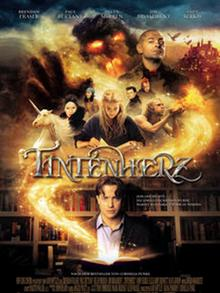 Promo picture for 'Inkheart'