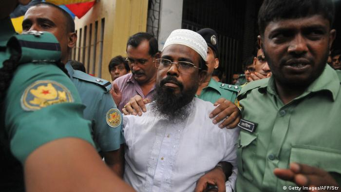 Bangladesch Mufti Abdul Hannan 2014 (Getty Images/AFP/Str)