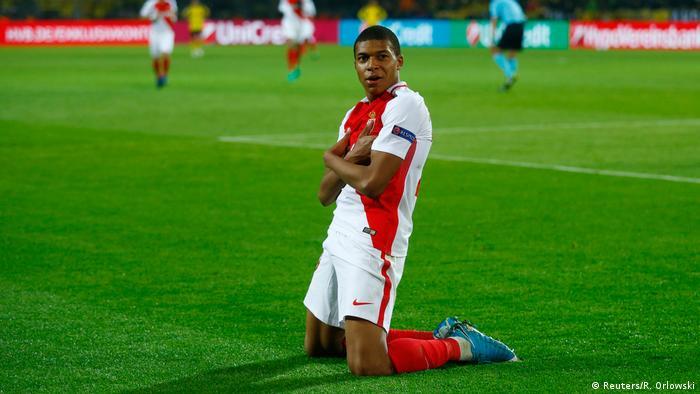 Deutschland Champions League Dortmund gegen Monaco (Reuters/R. Orlowski)