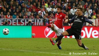 Deutschland Bayern München gegen Real Madrid