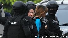 Malaysia Verdächtige im Mordfall Kim Jong Nam