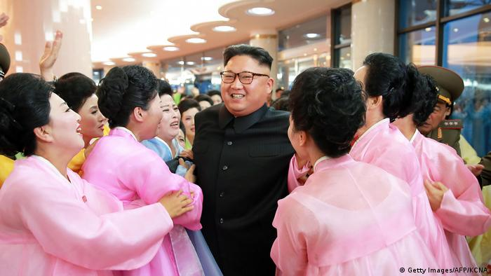 Kim Jong Un (Archivbild) (Getty Images/AFP/KCNA)