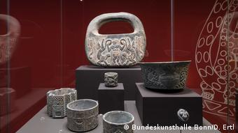 Iran exhibition in Bonn's Bundeskunsthalle