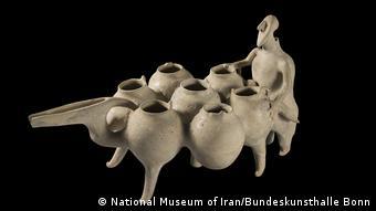 Iran exhibition at the Bundeskunsthalle