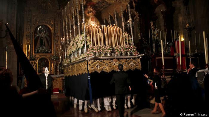 Osterbräuche weltweit Spanien (Reuters/J. Nazca)