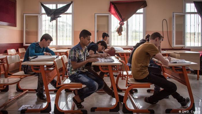 Die Integration von Flüchtlingen in der Türkei (DW/D. Cupolo)