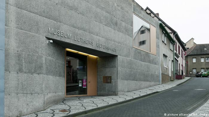 Museum Luthers Elternhaus in Mansfeld (picture alliance/ZB/P. Endig)