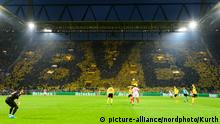 Fussball - Champion League - Borussia Dortmund vs AS Monaco