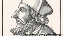 Jan Hus von Erhard Schoen