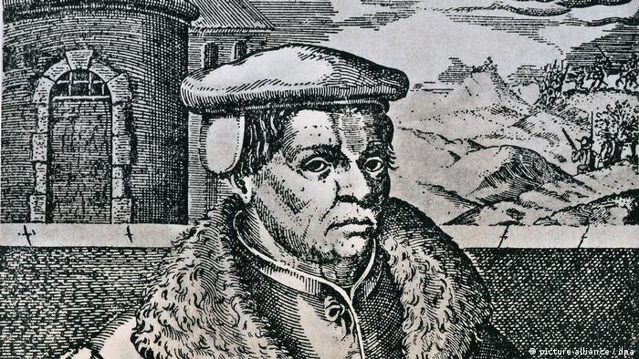 O reformador Thomas Müntzer