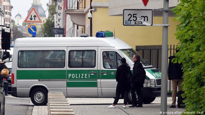 Deutschland Haftprüfung beim Bundesgerichtshof nach BVB-Anschlag