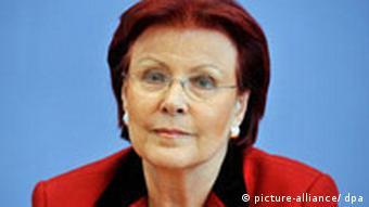 Heidemarie Wieczorek-Zeul (Foto: dpa)