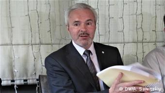 Найнебезепечнішим видом хабарництва Микола Хавронюк вважає розкрадання державних коштів