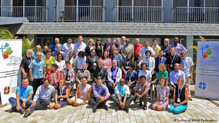 Evangelisch-lutherische Kirche in Lateinamerika - FLM Surinam (Lutheran World Federation)