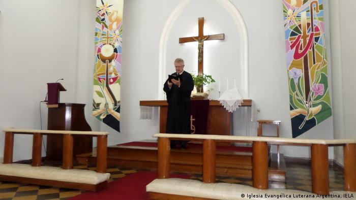 Evangelisch-lutherische Kirche in Lateinamerika - Villa Ballester (Iglesia Evangélica Luterana Argentina, IELA)