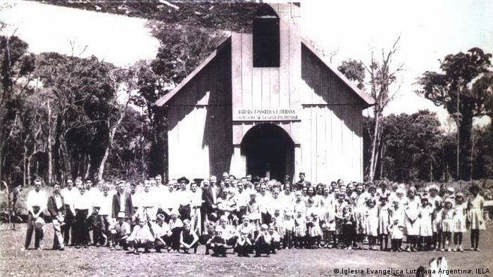 Evangelisch-lutherische Kirche in Lateinamerika - Colonia Alicia – 1961 (Iglesia Evangélica Luterana Argentina, IELA)