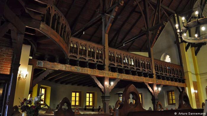 Evangelisch-lutherische Kirche in Lateinamerika - Valparaiso ( Arturo Dannemann)