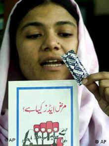 AIDS Pakistan
