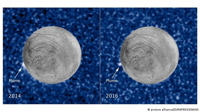 NASA Monden (picture alliance/ZUMAPRESS/NASA)