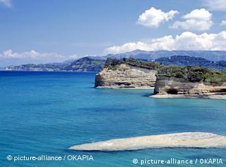 Грецькі пляжі - одні з найчистіших.