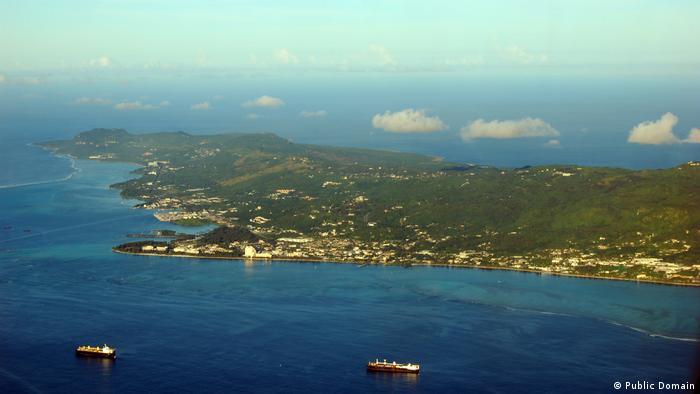 Остров Сайпан (фото из архива)