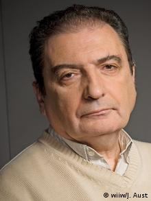 Vladimir Gligorov Ökonomen am wiiw (wiiw/J. Aust)