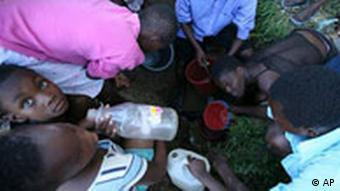 Cholera Epidemi in Simbabwe