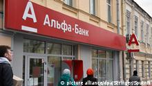 Ukraine Alfa Bank in Kiev