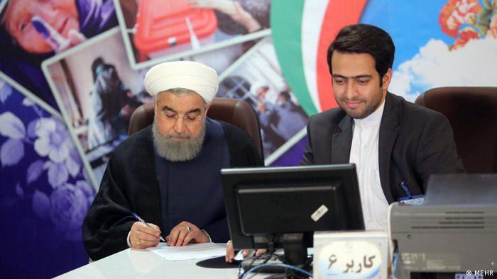 Iran Rohani (MEHR)