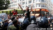 Tunesien | Studentenproteste in Tunis