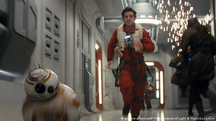 Star Wars   The Last Jedi (picture-alliance/AP Photo/Industrial Light & Magic/Lucasfilm)