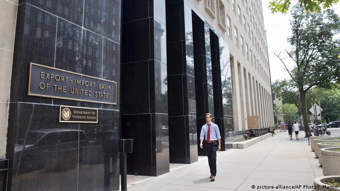 USA Export Import Bank in Washington