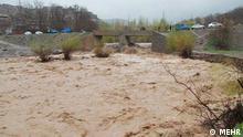 Überschwemmung im Iran