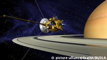 Raumsonde Cassini