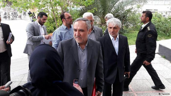 Iran Wahlen - Abdolhossein Moghtadaee (Tasnim)