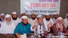 Bangladesch Hefazat e Islam Bewegung