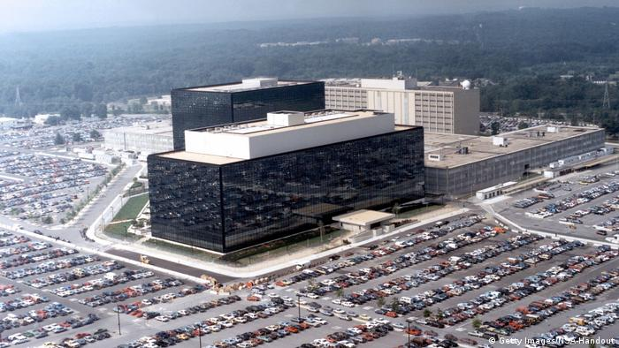 NSA headquarters in Fort Meade, Maryland (Getty Images/NSA-Handout)