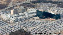 USA NSA Hauptqartier in Fort Meade