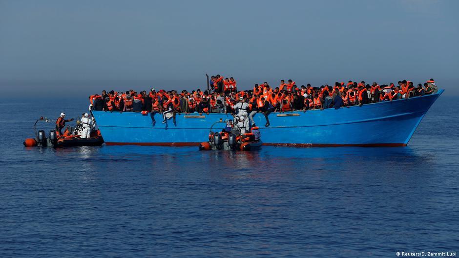اتحادیه اروپا و معضل مرگ پناهجویان در آب های مدیترانه