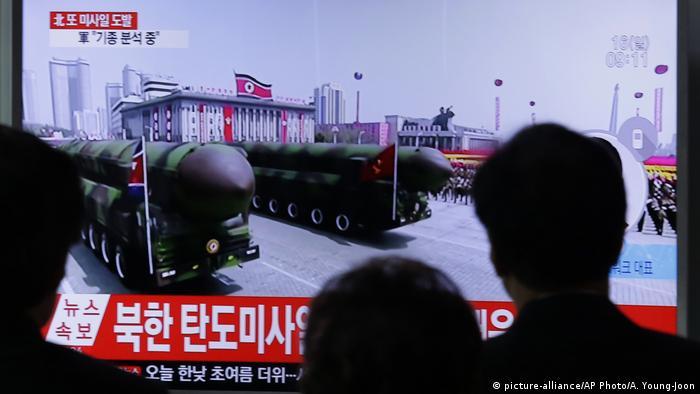 Südkorea TV Nordkorea Propaganda