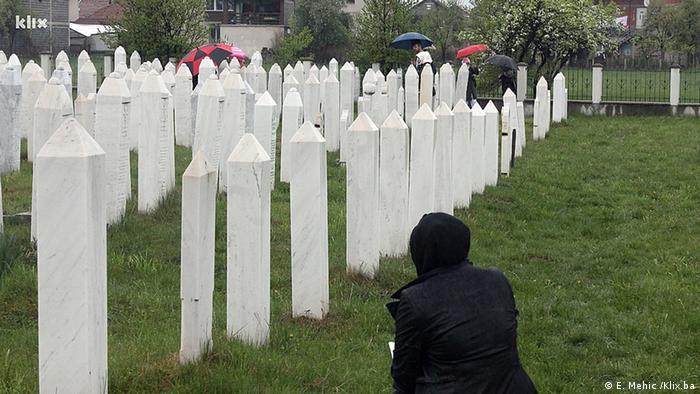 Bosnien Massaker von Ahmići
