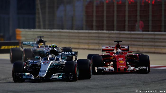 Formel 1 | Grand Prix Bahrain (Getty Images/C. Mason)